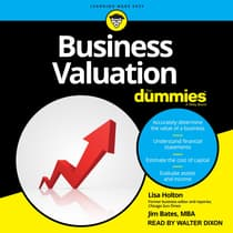 Business Valuation for Dummies by Lisa Holton audiobook