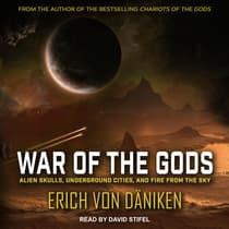 War of the Gods by Erich von Däniken audiobook