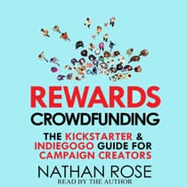 Rewards Crowdfunding by Nathan Rose audiobook