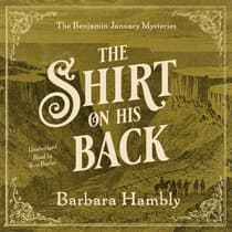 The Shirt on His Back by Barbara Hambly audiobook