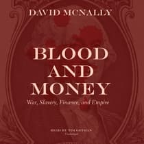 Blood and Money by David McNally audiobook