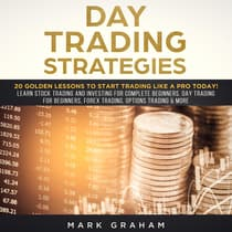 Day Trading Strategies by Mark Graham audiobook