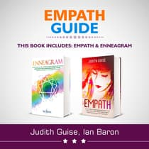 Empath Guide: 2 Books in 1: Empath and Enneagram by Judith Guise audiobook