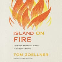Island on Fire by Tom Zoellner audiobook