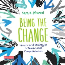 Being the Change by Sara K. Ahmed audiobook