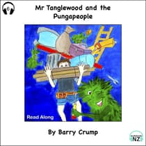 Mr Tanglewood and the Pungapeople - Read Along by Barry Crump audiobook