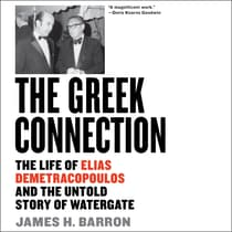 The Greek Connection by James H. Barron audiobook