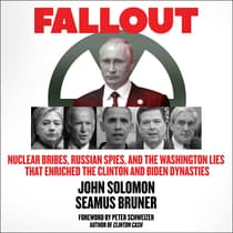 Fallout by Seamus Bruner audiobook