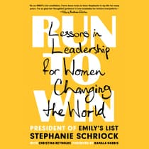 Run to Win by Stephanie Schriock audiobook