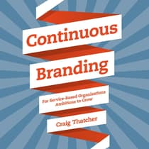 Continuous Branding by Craig Thatcher audiobook