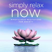 Simply Relax NOW by Nicola Haslett audiobook