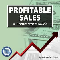 Profitable Sales by Michael C Stone audiobook
