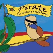 Pirate: The Barking Kookaburra by Adrian Plitzco audiobook