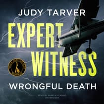 Expert Witness  by Judy Tarver audiobook