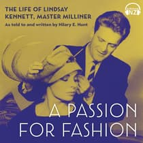 A Passion for Fashion by Hilary E. Hunt audiobook