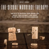 The Sexual Marriage Therapy by June T. Noble audiobook