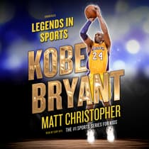 Kobe Bryant by Matt Christopher audiobook