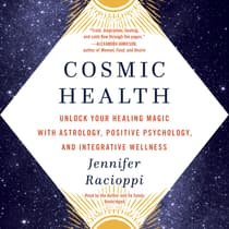 Cosmic Health by Jennifer Racioppi audiobook