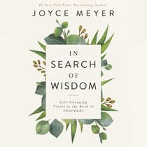 In Search of Wisdom by Joyce Meyer audiobook