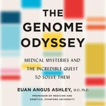 The Genome Odyssey by Euan Angus Ashley audiobook