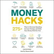 Money Hacks by Lisa Rowan audiobook