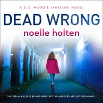Dead Wrong by Noelle Holten audiobook