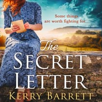 The Secret Letter by Kerry Barrett audiobook