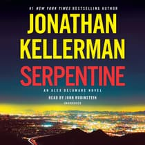 Serpentine by Jonathan Kellerman audiobook