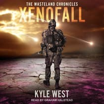 Xenofall by Kyle West audiobook