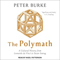The Polymath by Peter Burke audiobook