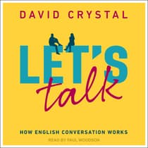Let's Talk by David Crystal audiobook