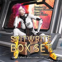Spitwrite Box Set by George Saoulidis audiobook