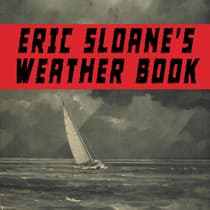 Eric Sloane's Weather Book by Eric Sloane audiobook