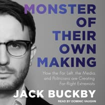 Monster of Their Own Making by Jack Buckby audiobook