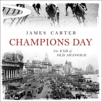 Champions Day by James Carter audiobook