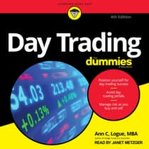 Day Trading For Dummies by Ann C. Logue, MBA audiobook