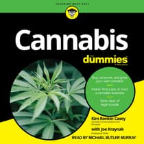 Cannabis For Dummies by Kim Ronkin Casey audiobook