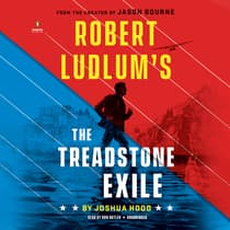 Robert Ludlum's The Treadstone Exile by Joshua Hood audiobook
