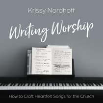 Writing Worship by Krissy Nordhoff audiobook