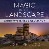 Magic in the Landscape by Nigel Pennick audiobook