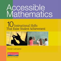 Accessible Mathematics by Steven Leinwand audiobook