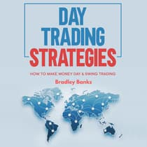 Day Trading Strategies by Bradley Banks audiobook