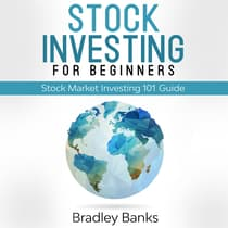 Stock Investing For Beginners by Bradley Banks audiobook