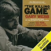 The Killing Game by Gary Webb audiobook