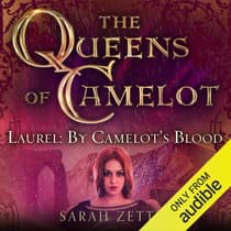 Laurel: By Camelot's Blood by Sarah Zettel audiobook