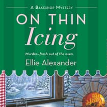 On Thin Icing by Ellie Alexander audiobook