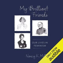 My Brilliant Friends by Nancy K. Miller audiobook