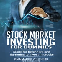 Stock Market Investing for Dummies by Gianmarco Venturisi audiobook