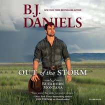 Out of the Storm by B. J. Daniels audiobook