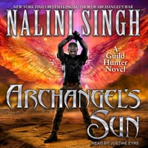 Archangel's Sun by Nalini Singh audiobook